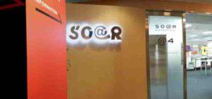コワーキングスペース SOAR
